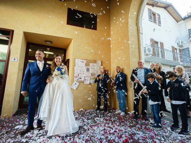 Il matrimonio di Marco e Irina a Borgosatollo, Brescia 1