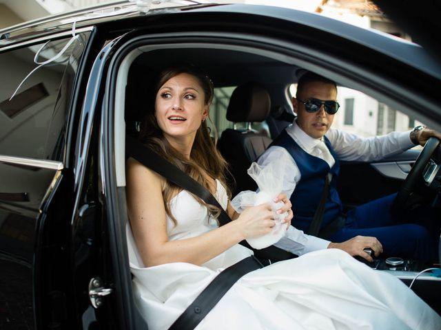 Il matrimonio di Marco e Irina a Borgosatollo, Brescia 29