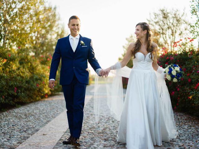 Il matrimonio di Marco e Irina a Borgosatollo, Brescia 31