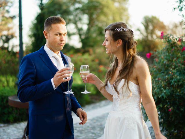 Il matrimonio di Marco e Irina a Borgosatollo, Brescia 33