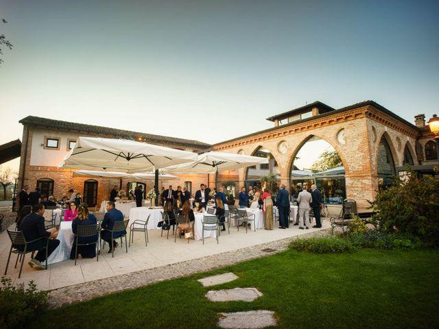 Il matrimonio di Marco e Irina a Borgosatollo, Brescia 43