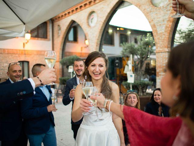Il matrimonio di Marco e Irina a Borgosatollo, Brescia 44