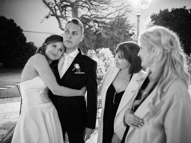 Il matrimonio di Marco e Irina a Borgosatollo, Brescia 46