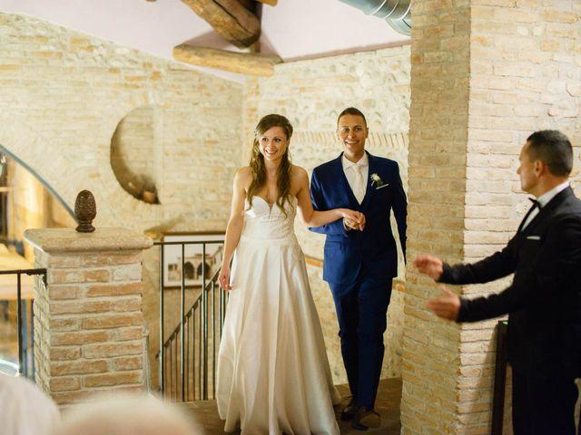 Il matrimonio di Marco e Irina a Borgosatollo, Brescia 2