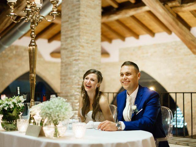 Il matrimonio di Marco e Irina a Borgosatollo, Brescia 47