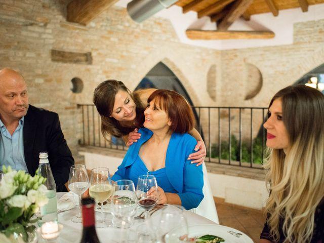 Il matrimonio di Marco e Irina a Borgosatollo, Brescia 49