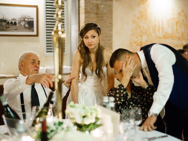 Il matrimonio di Marco e Irina a Borgosatollo, Brescia 51