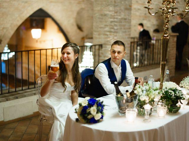 Il matrimonio di Marco e Irina a Borgosatollo, Brescia 53