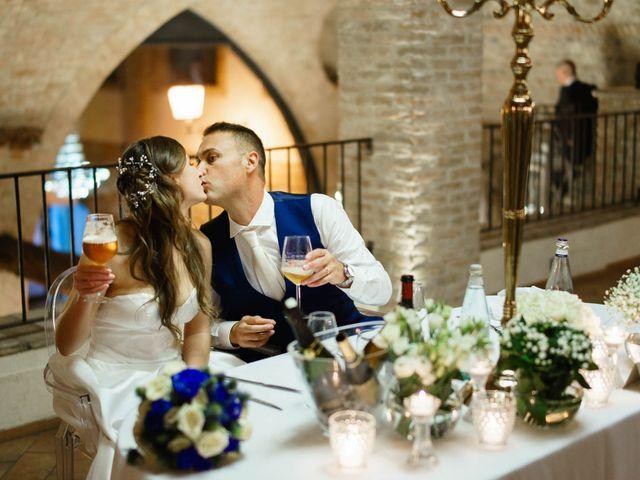 Il matrimonio di Marco e Irina a Borgosatollo, Brescia 54