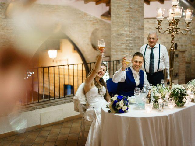 Il matrimonio di Marco e Irina a Borgosatollo, Brescia 56