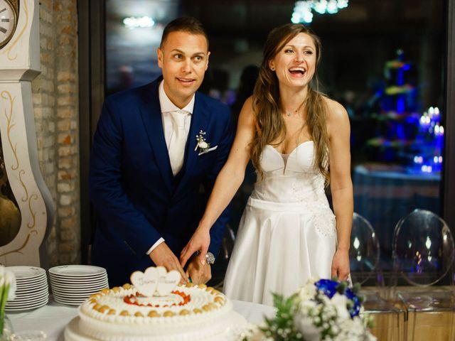 Il matrimonio di Marco e Irina a Borgosatollo, Brescia 61