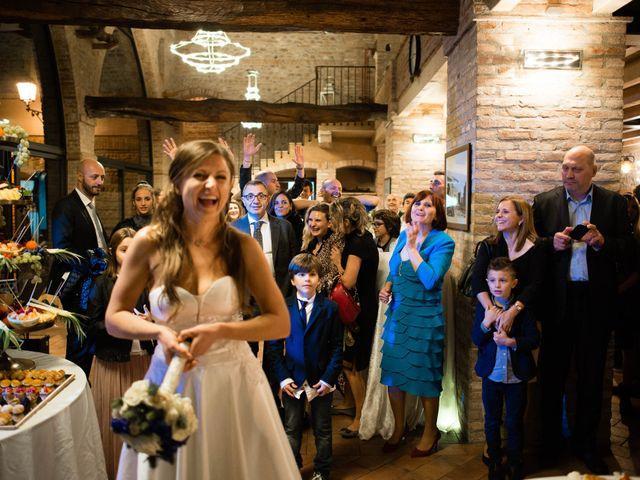 Il matrimonio di Marco e Irina a Borgosatollo, Brescia 62