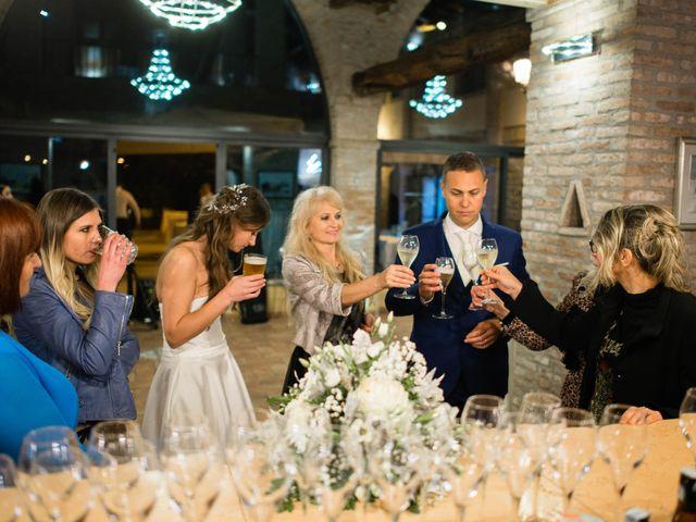 Il matrimonio di Marco e Irina a Borgosatollo, Brescia 67