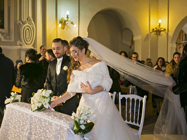 Il matrimonio di Andrea e Chiara a Ripatransone, Ascoli Piceno 37