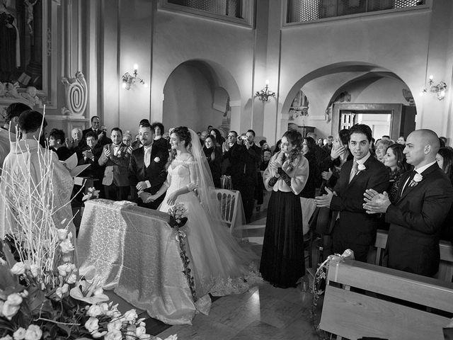 Il matrimonio di Andrea e Chiara a Ripatransone, Ascoli Piceno 40