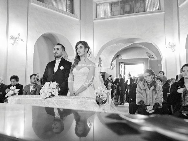Il matrimonio di Andrea e Chiara a Ripatransone, Ascoli Piceno 43
