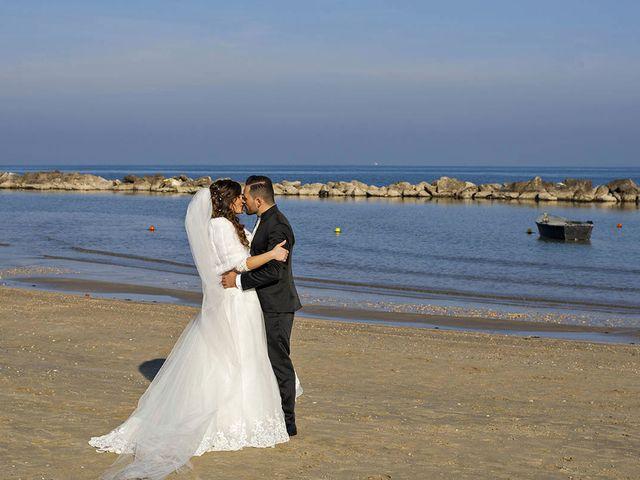 Il matrimonio di Andrea e Chiara a Ripatransone, Ascoli Piceno 47