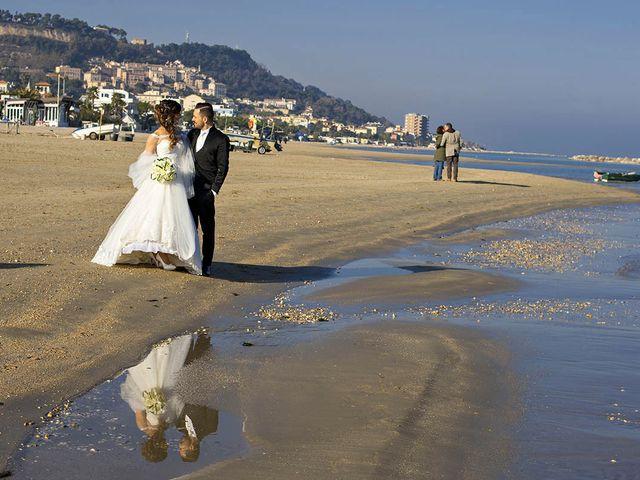 Il matrimonio di Andrea e Chiara a Ripatransone, Ascoli Piceno 48