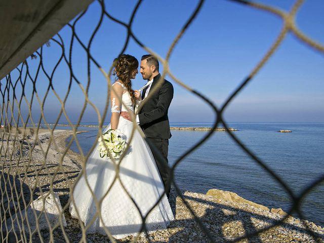 Il matrimonio di Andrea e Chiara a Ripatransone, Ascoli Piceno 58