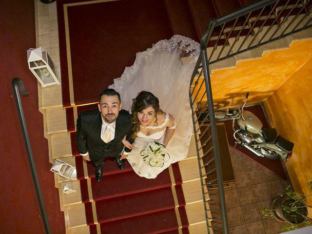 Il matrimonio di Andrea e Chiara a Ripatransone, Ascoli Piceno 60