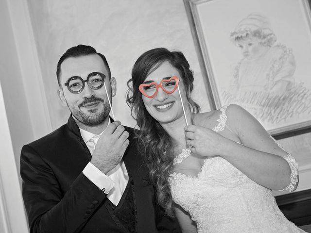 Il matrimonio di Andrea e Chiara a Ripatransone, Ascoli Piceno 62