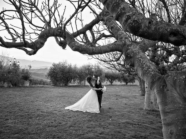 Il matrimonio di Andrea e Chiara a Ripatransone, Ascoli Piceno 66