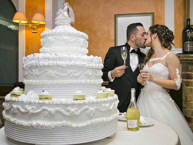 Il matrimonio di Andrea e Chiara a Ripatransone, Ascoli Piceno 71