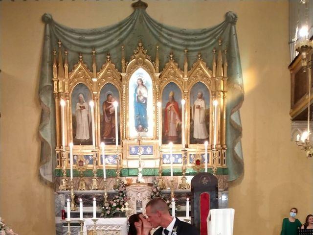 Il matrimonio di Daniele e Veronica a Camogli, Genova 4