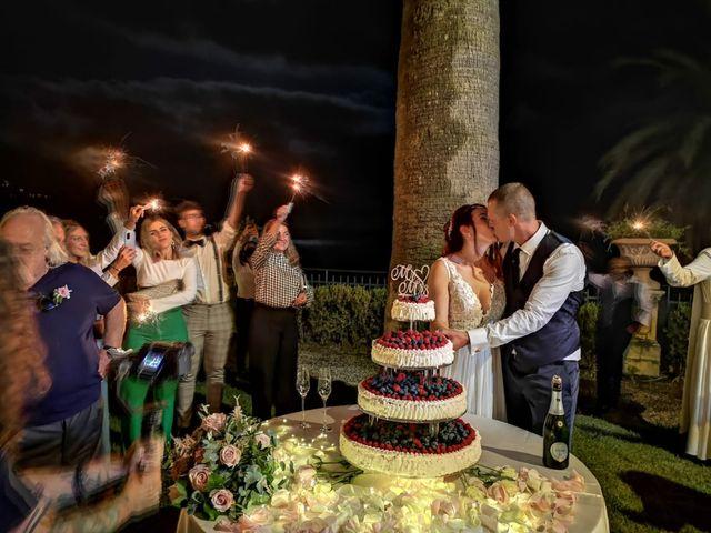 Il matrimonio di Daniele e Veronica a Camogli, Genova 6