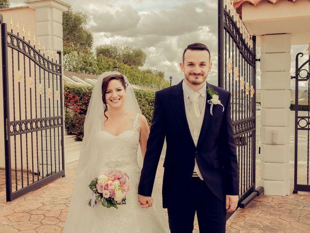 le nozze di Flavia e Simone