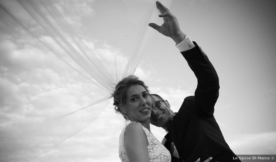 Il matrimonio di Massimo e Chiara a Borgo d'Ale, Vercelli