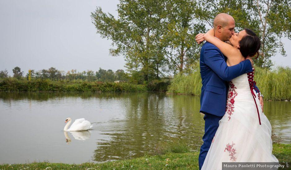 Il matrimonio di Davide e Lucia a Vigevano, Pavia