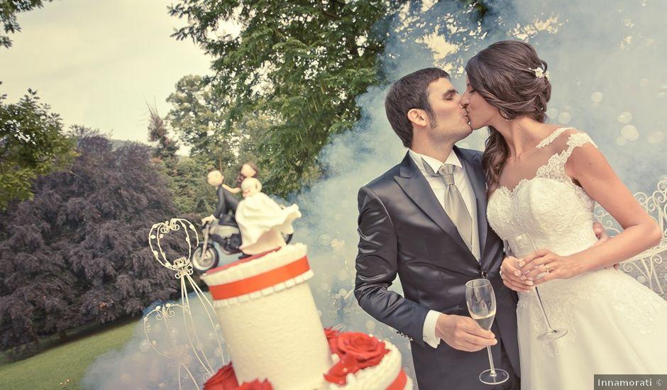 Il matrimonio di Luca e Roberta a Trescore Balneario, Bergamo