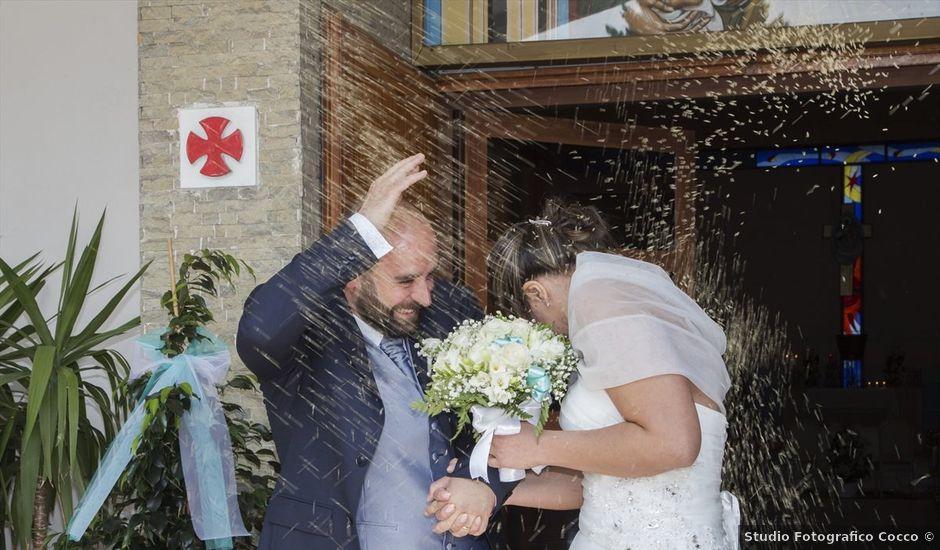 Il matrimonio di Silvio e Sara a Saronno, Varese