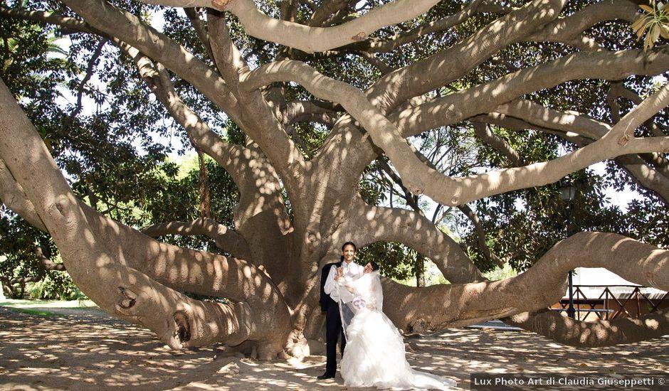 Il matrimonio di Martina e Mario a Cagliari, Cagliari