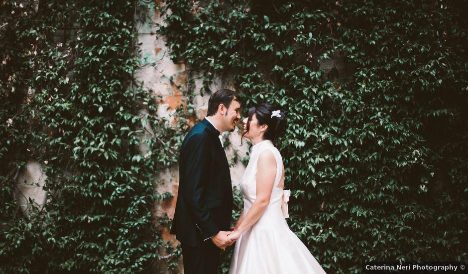 Il matrimonio di Alessio e Irene a Lucca, Lucca