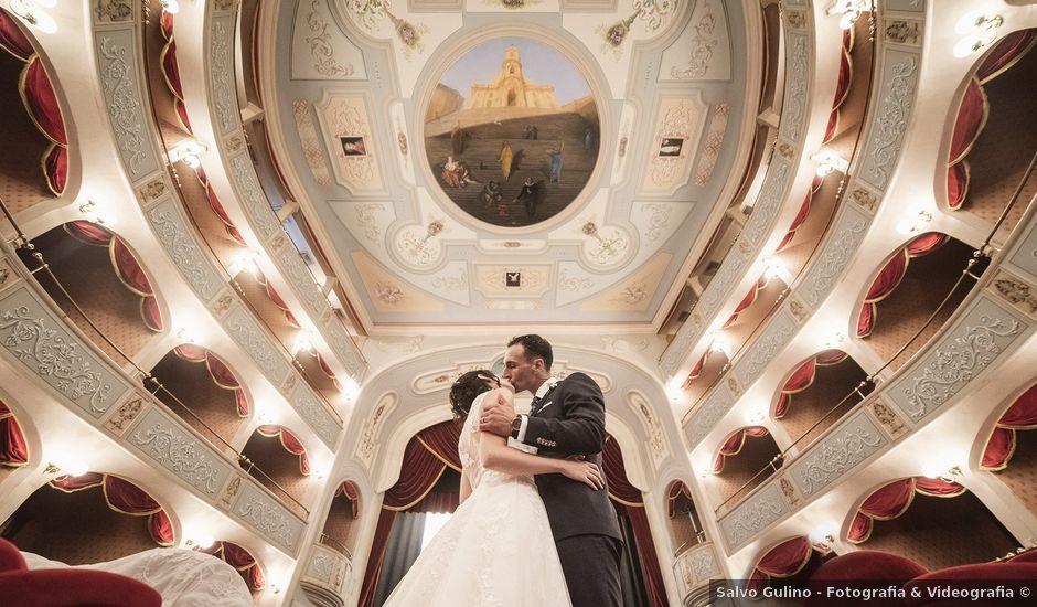 Il matrimonio di Andrea e Chiara a Modica, Ragusa