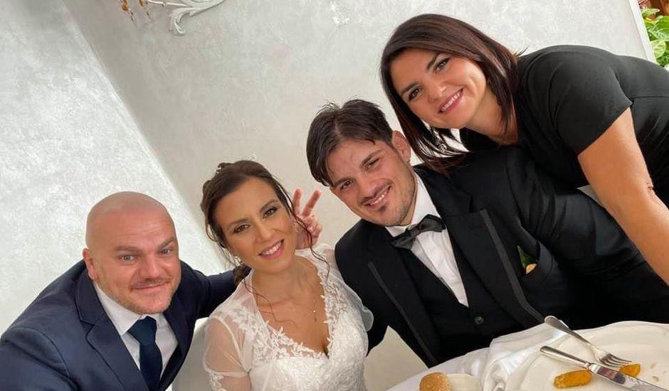 Il matrimonio di Adelaide  e Aurelio a Vico Equense, Napoli