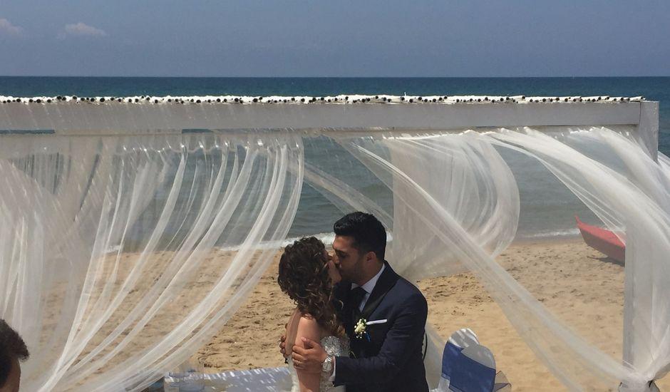 Il matrimonio di Pietro e Marina a Sabaudia, Latina