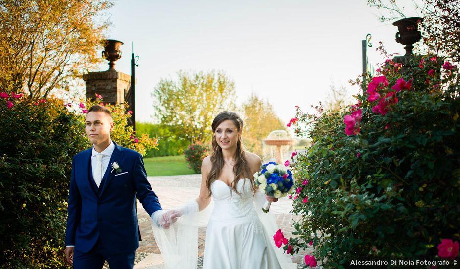 Il matrimonio di Marco e Irina a Borgosatollo, Brescia