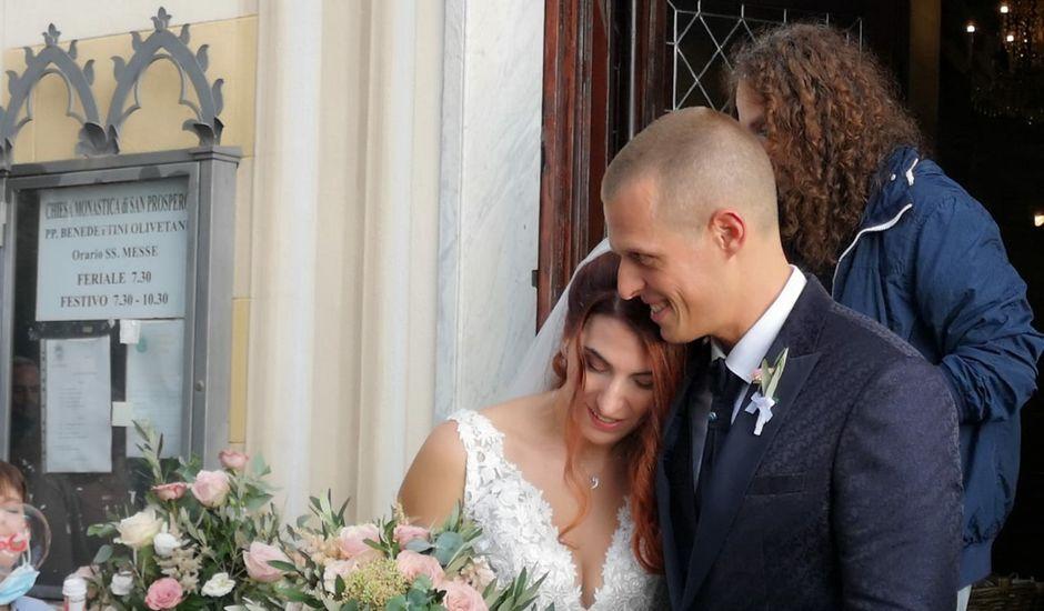 Il matrimonio di Daniele e Veronica a Camogli, Genova