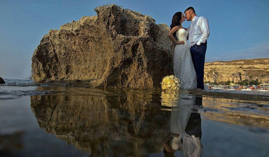 Il matrimonio di Mirko e Nicole a Briatico, Vibo Valentia