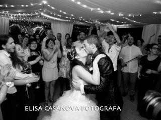 Le nozze di Tanya e Marco