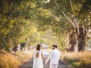 Le nozze di Leandra e Angelo