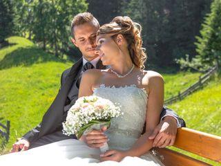 Le nozze di Sandra e Mario