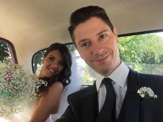 Le nozze di Viviana e Davide