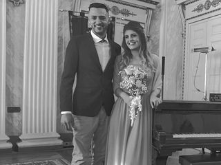 Le nozze di Ilenia e Tarik