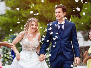 Le nozze di Federica e Attila