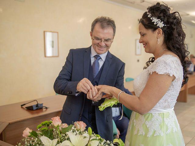 Il matrimonio di Paolo e Silnara a Castellarano, Reggio Emilia 7