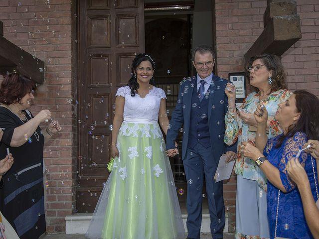 Il matrimonio di Paolo e Silnara a Castellarano, Reggio Emilia 1